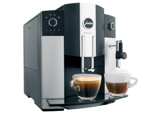Made in Switzerland: Jura Impressa C5 Kaffeevollautomat